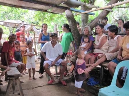 Farmers and Families of Sicogon Island