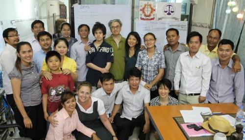 Ibj cambodia staff