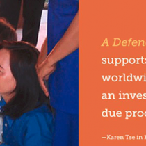 Karen Tse: How to stop torture