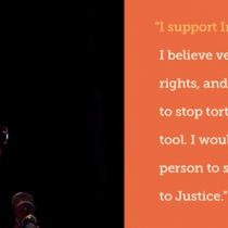 Desmond Tutu on International Bridges to Justice
