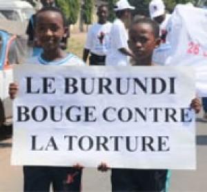 Burundi's campaign Against Torture