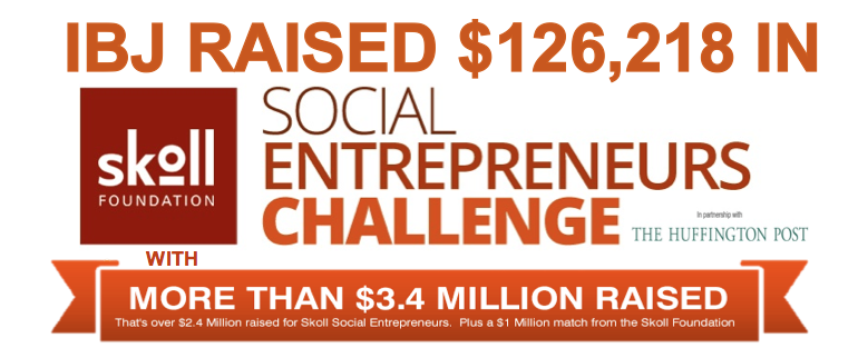 The Results Are in For the Skoll Social Entrepreneurs Challenge and We Raised…