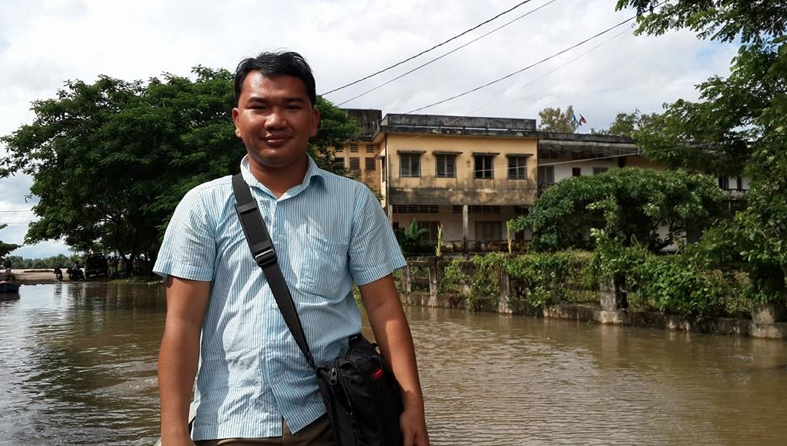 IBJ Investigator Sophoes Phon from the Ratanakiri DRC