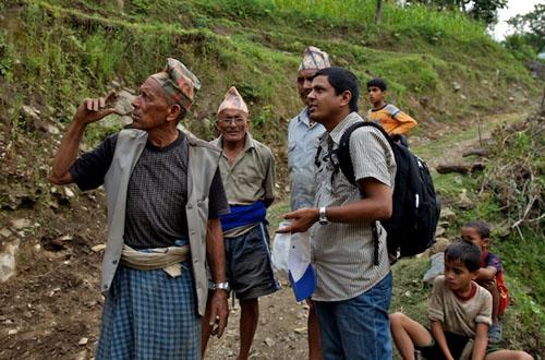Activism in the field Ram Bhandari 1