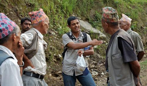 Field Activism Ram Bhandari 3