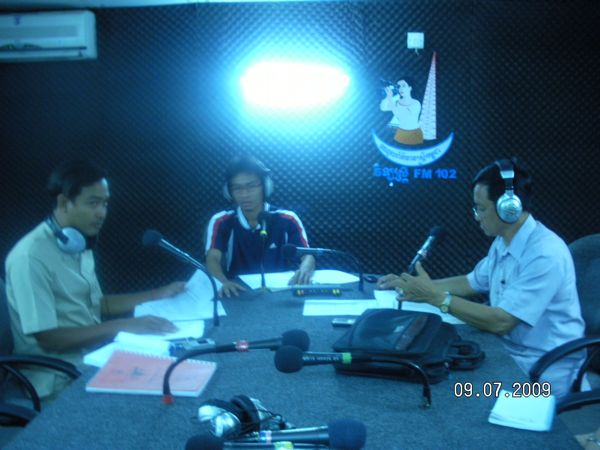 Phnom Penh Radio Program 1