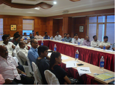 Participants at Coimbatore Conference