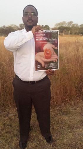 Marlon Zakeyo, Former IBJ Africa Program Officer, Johannesburg Area, South Africa