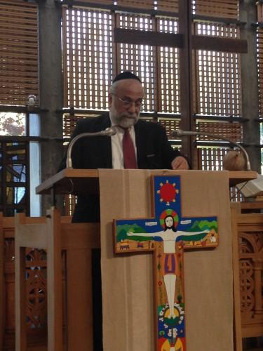 Rav Dr. Izhak Dayan, Grand Rabbai of Geneva