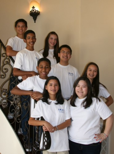 IBJ's Youth Chapter in Sacramento, California