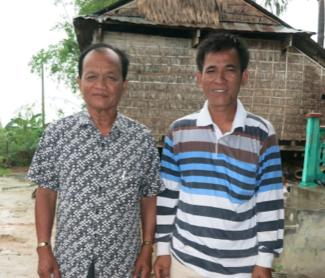 IBJ lawyer Prak Phin & Theara