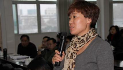 Chinese Lawyer Ge Chunrong