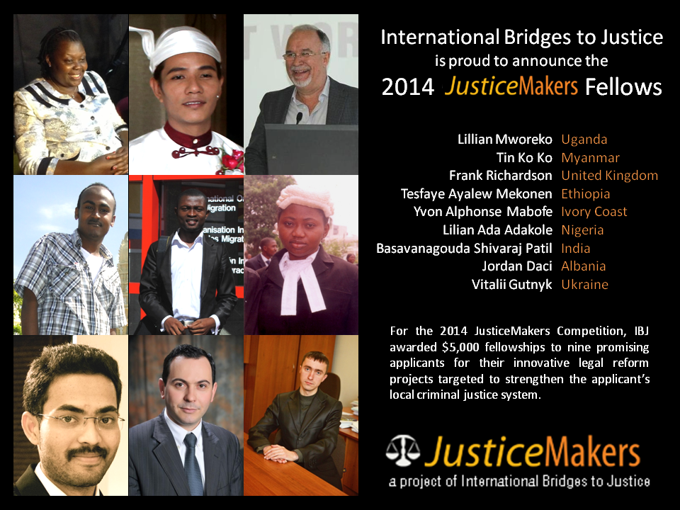 JusticeMakers 2014