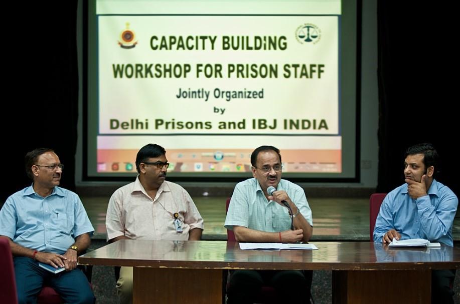 Tihar Workshop Panel