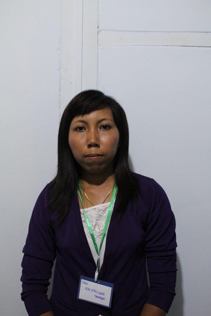 Daw Kyu Kyu Lwin, Taungoo Sneior Lawyer
