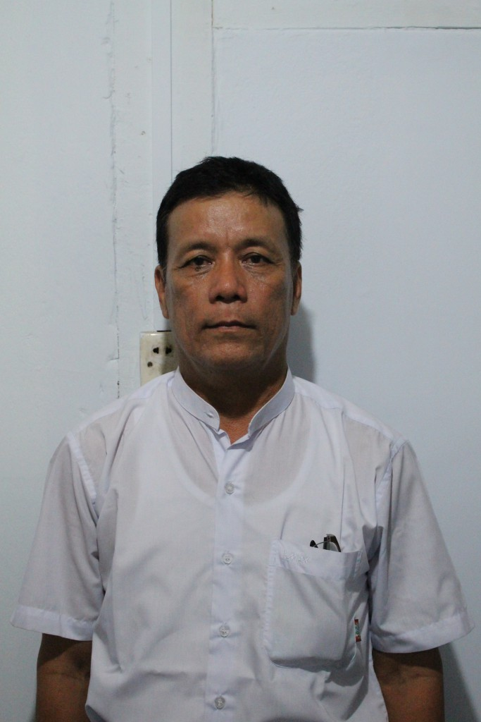 U San Kyi, Hpa-An Senior Lawyer