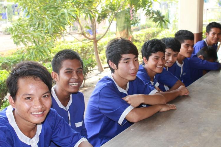 The Juvenile Boys