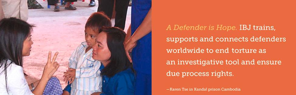 Karen Tse: How to stop torture