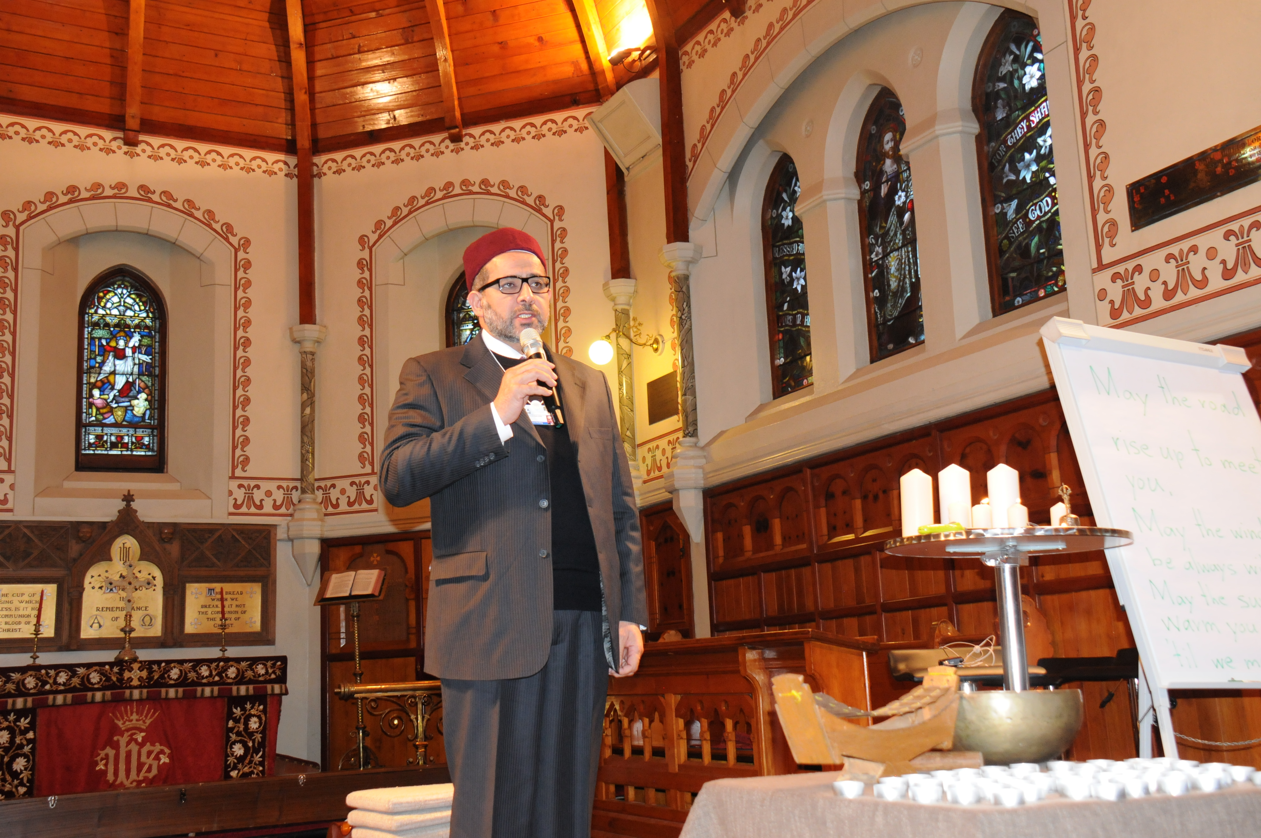 Ambassador Arif Nayed