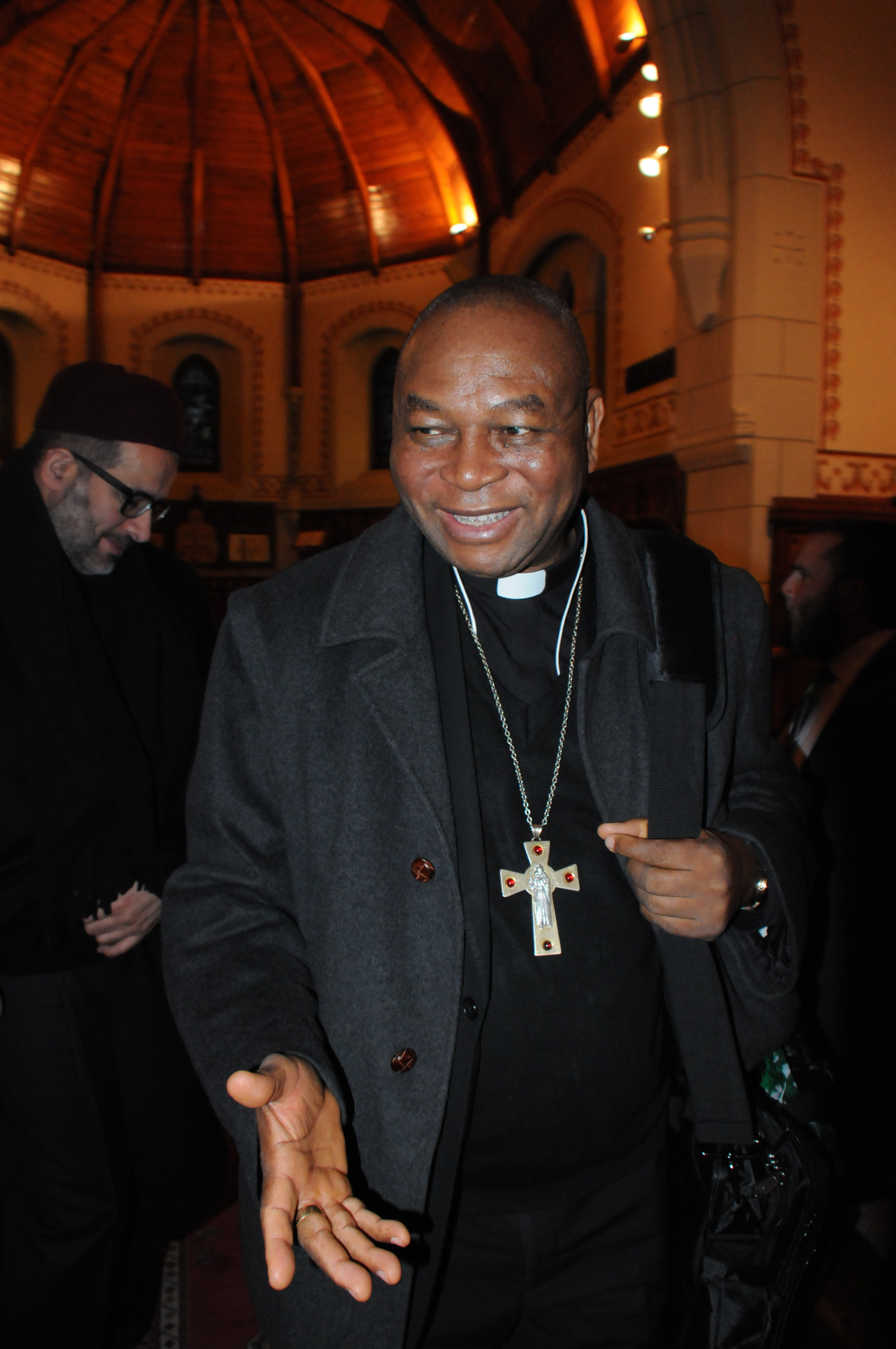 Cardinal John O. Onaiyekan, Cardinal and Roman Catholic Archbishop of Abuja, Catholic Archiocese of Abuja