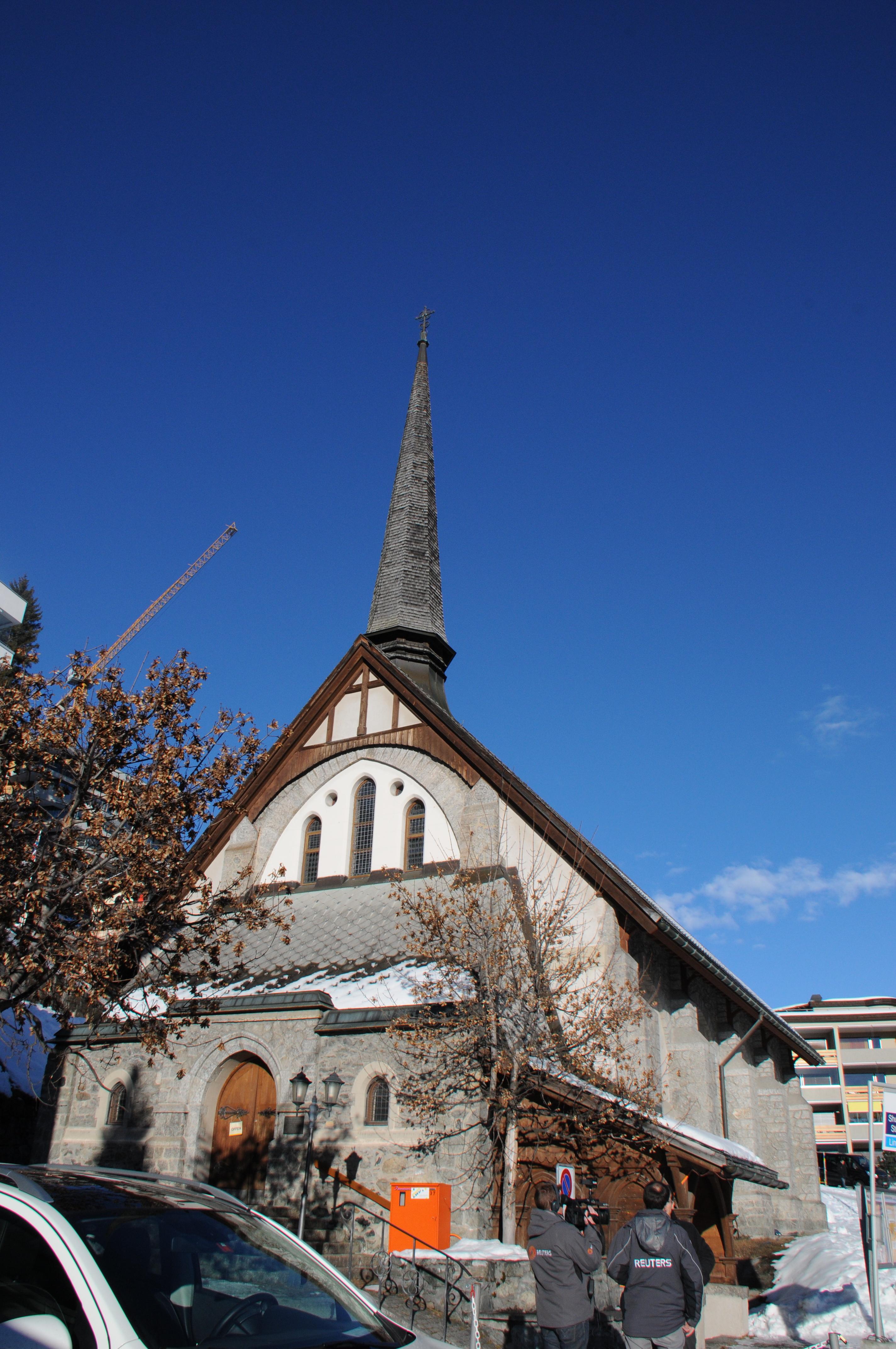 Davos Church