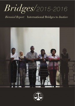 Biennial Report 2015-2016 - cover