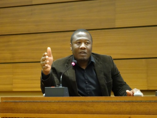Tadfadzawa January shares his experiences of working with victims of torture in Zimbabwe