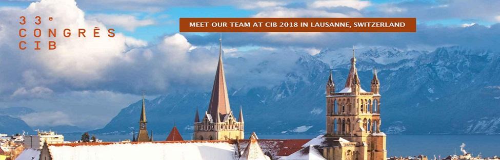 IBJ at CIB Lausanne, 2018