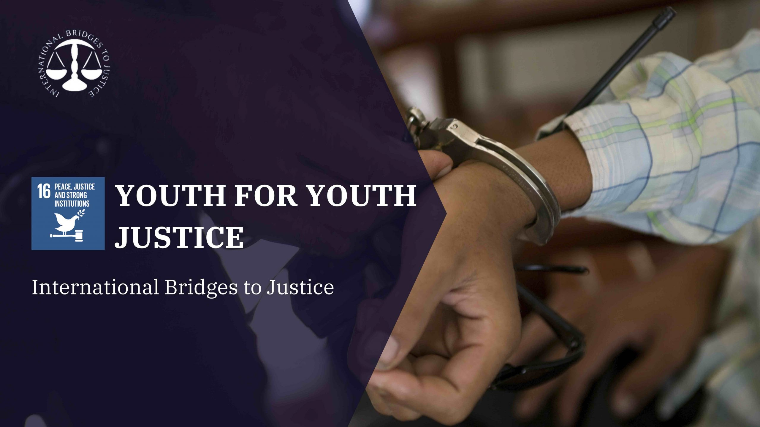 Youth for Youth Justice Initiative